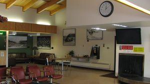 Airport - Inside Lobby